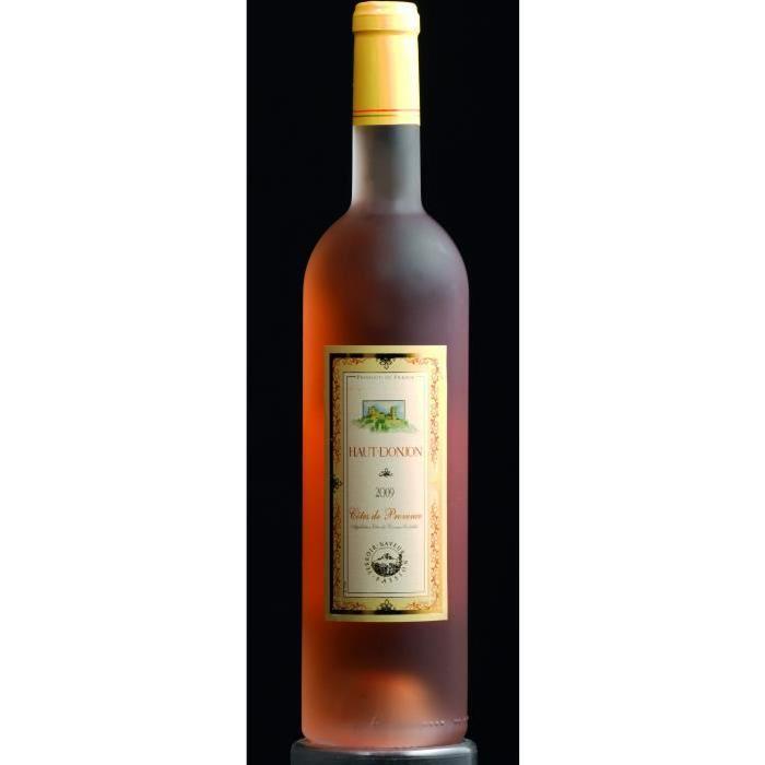 Haut Donjon Vin de Provence - Rosé - 75 cl