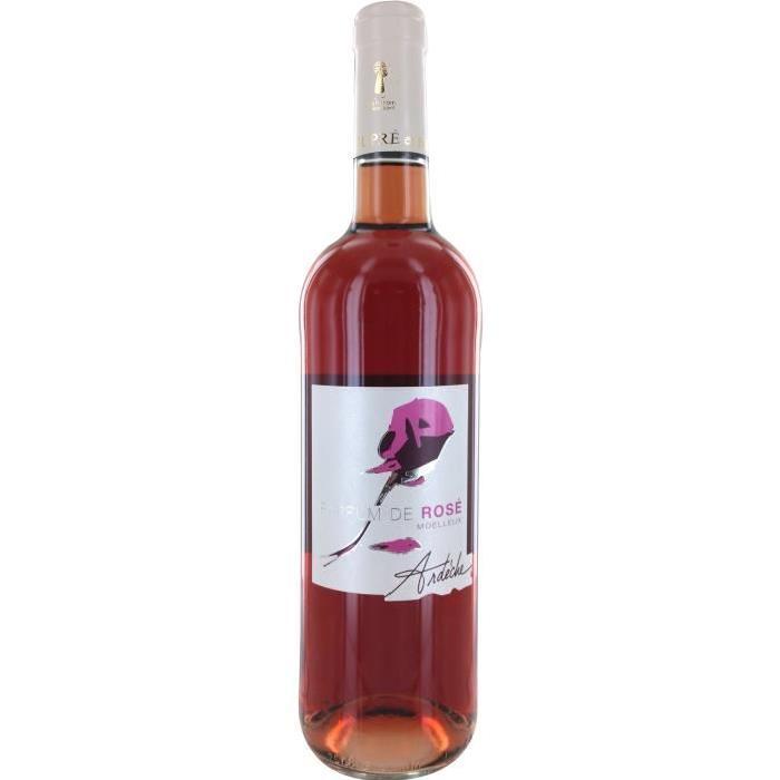 Ardeche Parfum de rosé Vin de la Vallée du Rhône - Rosé - 75 cl