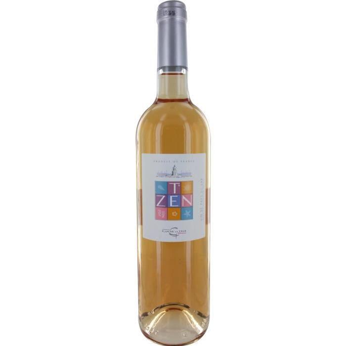 Tropez Zen Vin de Provence - Rosé - 75 cl