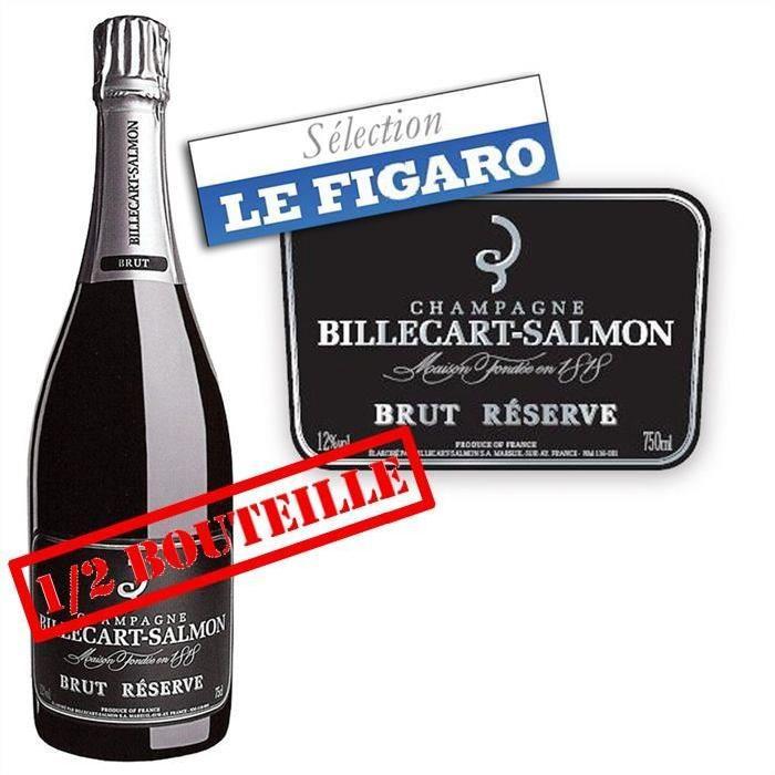 Demi-bouteille Billecart-Salmon Brut Réserve
