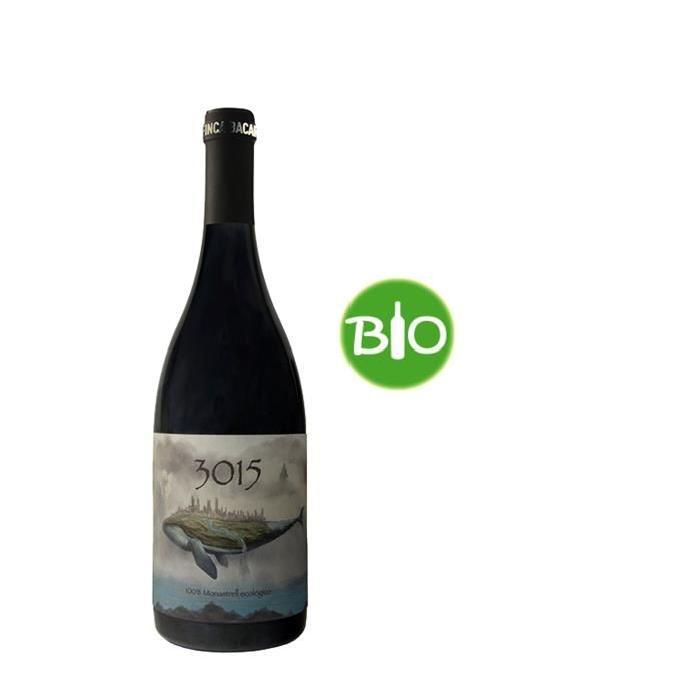 3015 Jumilia Vin d'Espagne - Rouge - 75 cl - Bio