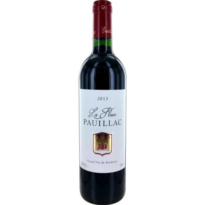 La Fleur Pauillac Grand Vin de Bordeaux - Rouge - 75 cl