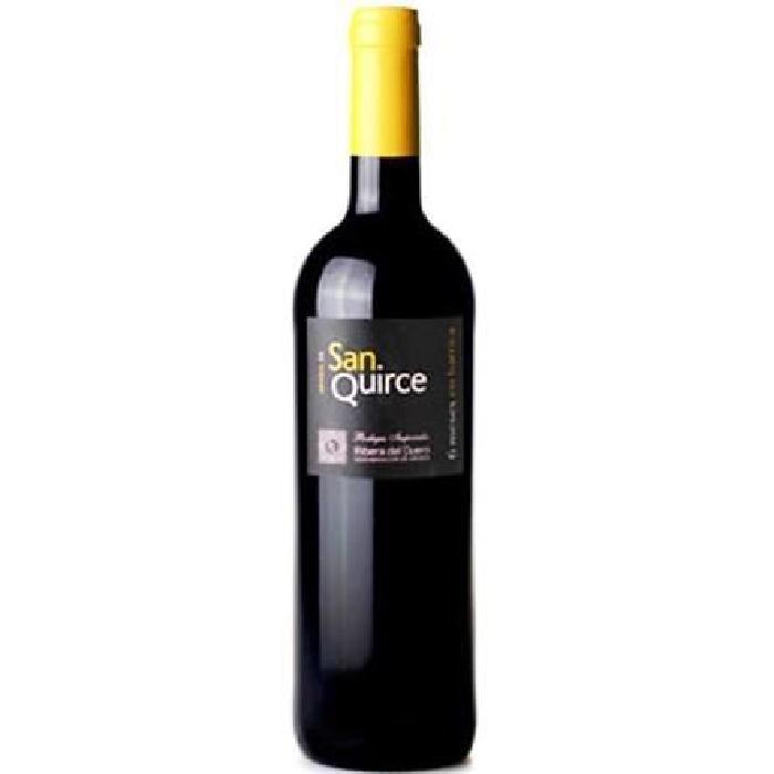 ABADIA SAN QUIERCE 2015 2015 Ribera Del Duero Vin Espagnol - Rouge - 75 cl - DO