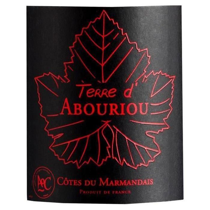 Terre d'ABOURIOU BIO 2013 - AOC Côtes du Marman...