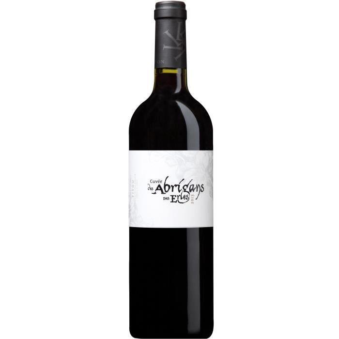 CHÂTEAU DES ERLES 2013 Cuvée des Abrignans Vin du Languedoc - Rouge - 75 cl - AOP