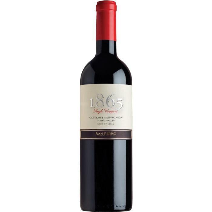1865 Cabernet Sauvignon 2013 Vin du Chili - Rouge - 75 cl