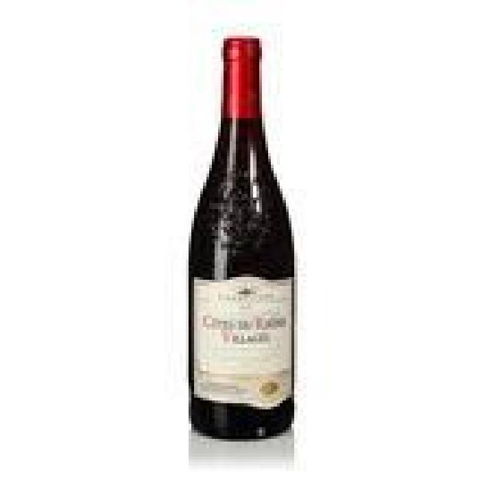 Côtes du Rhône Villages Vallée du Rhône - Vin rouge - Club des Sommeliers - 75 cl